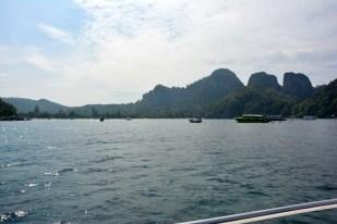 Phi Phi plaża Tonsai Tajlandia