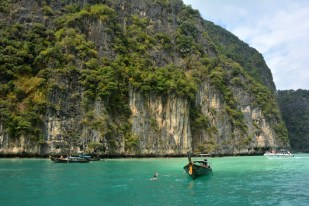 Phi Phi zatoka Tajlandia