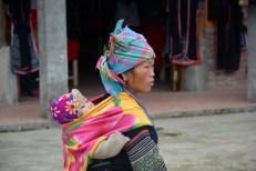 Sapa plemiona górskie Wietnam