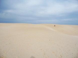 Wydmy Corralejo na Fuerteventura