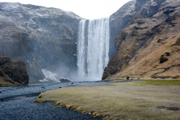 Skogafoss Islandia