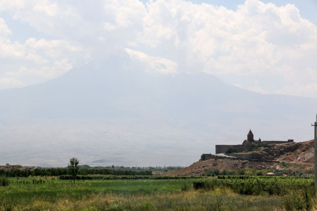 Chor Wirap i Ararat Armenia