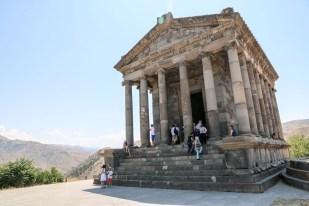 Świątynia Garni Armenia