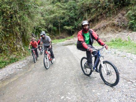 Droga Śmierci La Paz Boliwia 14