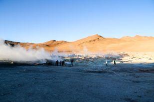Gejsery wycieczka Salar de Uyuni Boliwia