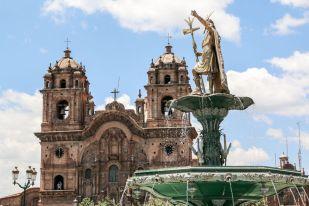 Katedra Cusco Peru