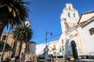 Kościoły Sucre 2 Boliwia