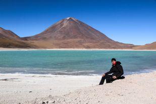Laguna Verde wycieczka Salar de Uyuni Boliwia