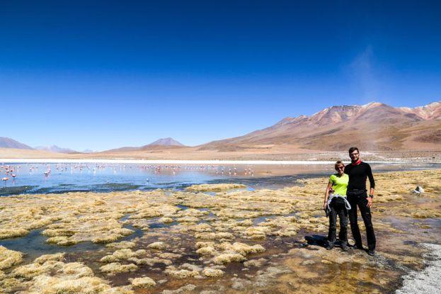 Laguna wycieczka Salar de Uyuni Boliwia