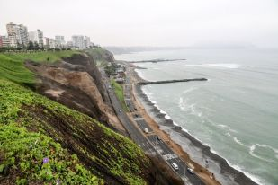 Panarama Miraflores Panamericana Peru