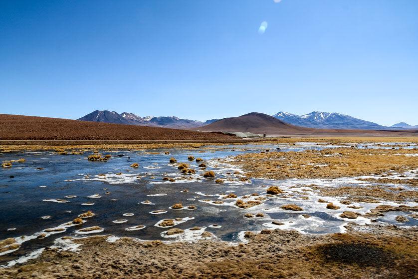 Park narodowy wycieczka na gejzery El Tatio Chile