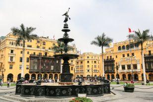 Plaza de Armas Lima 2 Peru