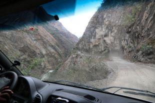 W drodze do Aguas Calientes 3 Peru