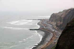 Wybrzeże Pacyfik Lima Peru