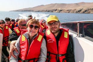 Wycieczka na Islas Ballestas Peru