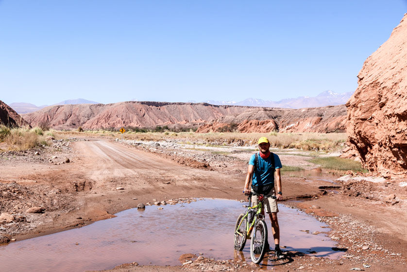 Wycieczka rowerowa San Pedro de Atacama Boliwia
