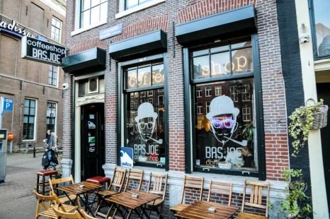 Amsterdam cofeeshopy