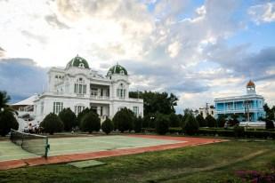 Francuskie pałace Cienfuegos