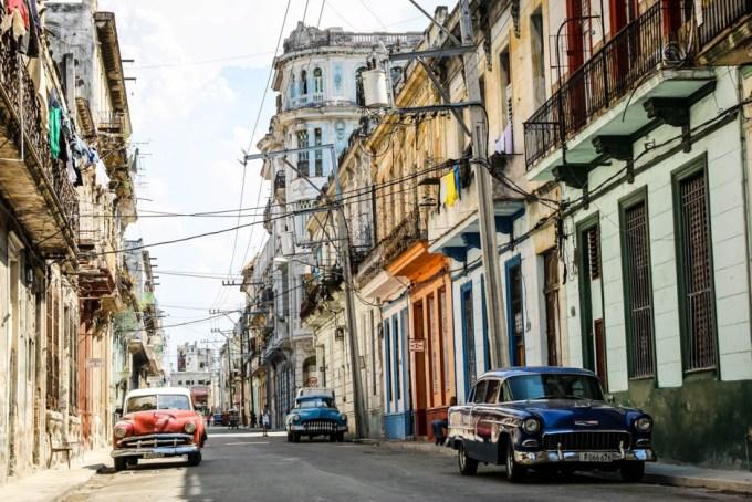 Stare auta Havana