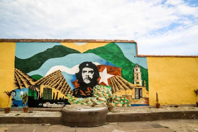 Wizerunek Che Huevary Trinidad