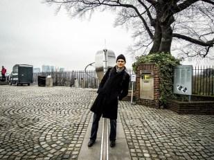 Greenwich Mean Time Londyn