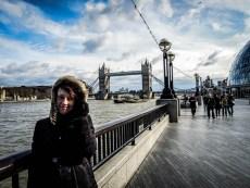 Tower Bridge Londyn 2