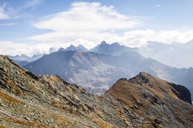 Panorama z Zawratu 2