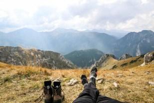 Relaks z widokiem na Dolinę Kościeliską