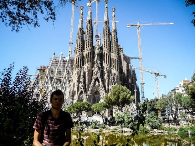 Barcelona Sagrada Familia 2