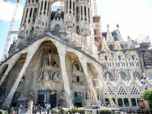 Barcelona Sagrada Familia 3