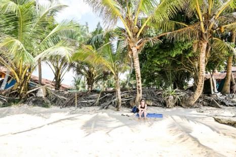 Dzika plaża Sri Lanka 3
