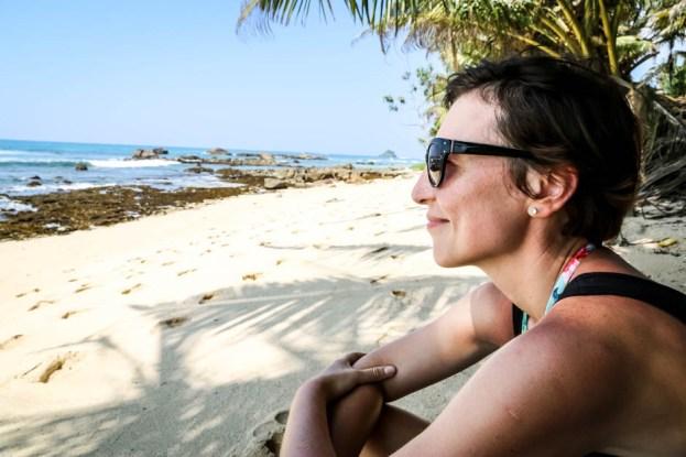 Dzika plaża Sri Lanka 4