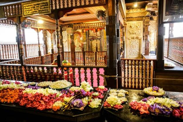 Kandy Świątynia Zęba Buddy 4