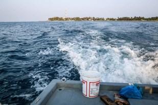 Maafushi Malediwy nocne wędkowanie
