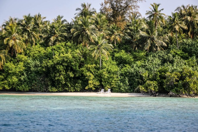 Maafushi Malediwy wycieczka snorkeling 7