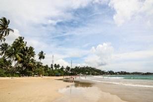 Plaża Mirissa Sri Lanka