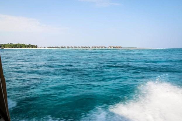 Prywatna wyspa resort Malediwy