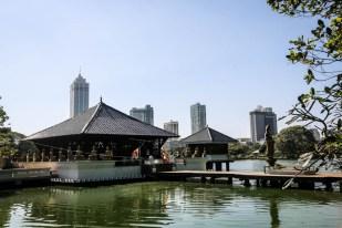 Świątynia Seema Malaka Colombo