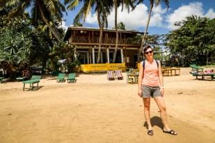 Tangalle hotel przy plaży