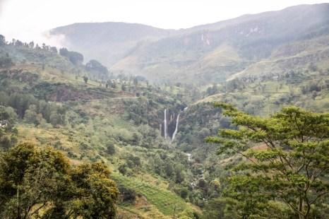Wodospad Ramboda Nuwara Eliya 3