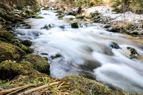 Dolina Chochołowska strumień