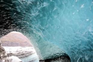 Islandia wycieczka do jaskini lodowej 4