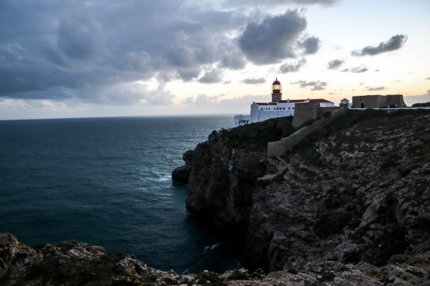 Algarve Przylądek Cabo de Sao Vicente