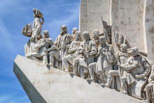 Lizbona Pomnik Odkryć Geograficznych