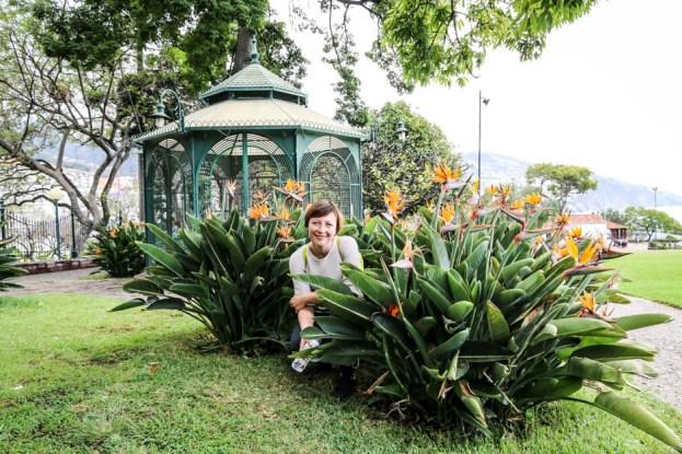 Madera Funchal park 3
