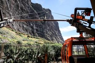Madera Teleferico pod Cabo Girao