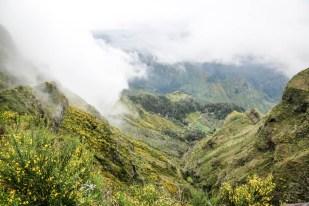 Madera przełęcz Encumenada