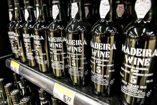 Madera wino Madera