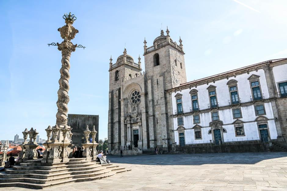 Porto katedra Se