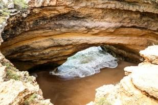 Portugalia Algarve Benagil Cave